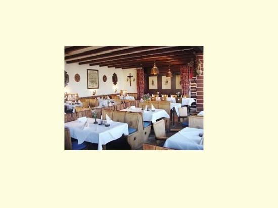 Hotel Löwen: Restaurant