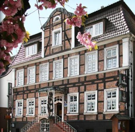 Hotel Stadt Bremen : Index
