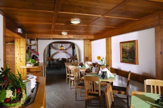 Akzent Hotel Forellenbach: Restaurant