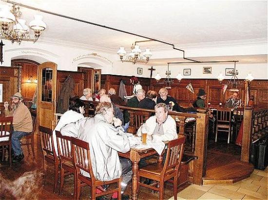 Gasthaus Hotel Zur Post Egling Oberhauser: Restaurant