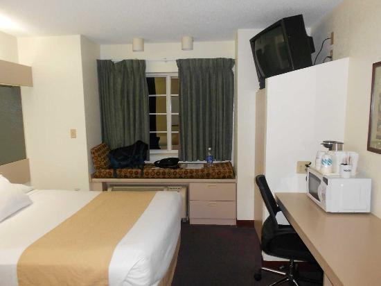 Microtel Inn & Suites by Wyndham BWI Airport Baltimore: Vista general