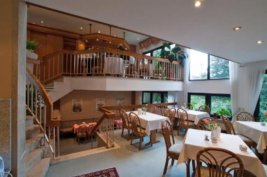 Hotel Cristal: Breakfast Room