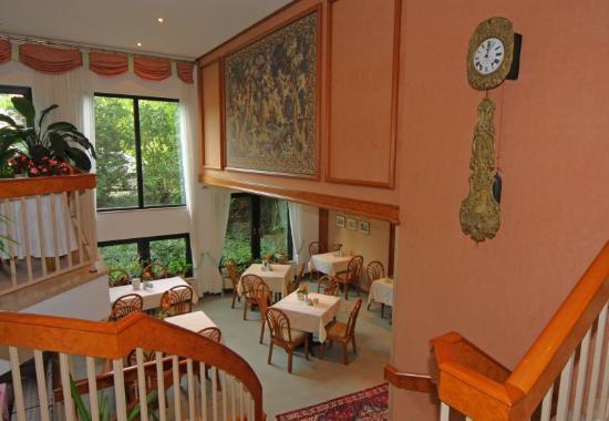 Hotel Cristal: Hall