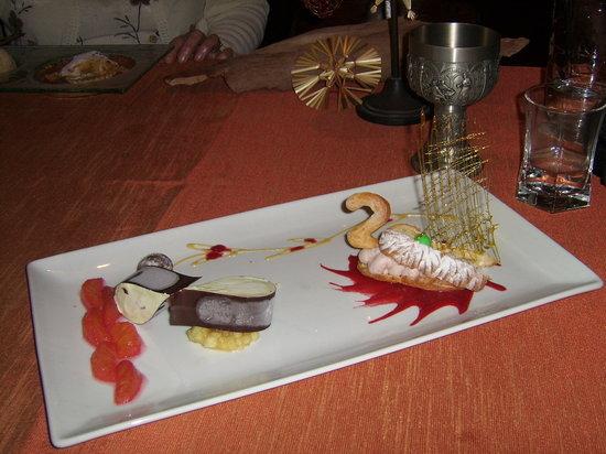 La Taberna Timanfaya : Swan Lake!