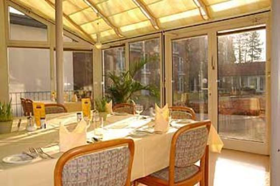 VCH-Hotel Erika-Stratmann-Haus: Restaurant
