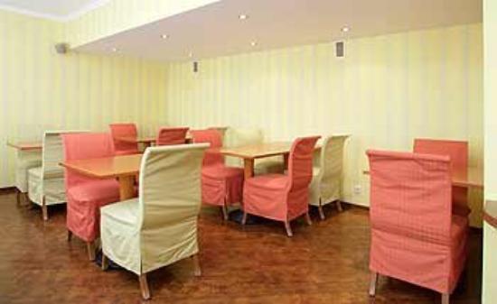 Rheinland Hotel: Breakfast room