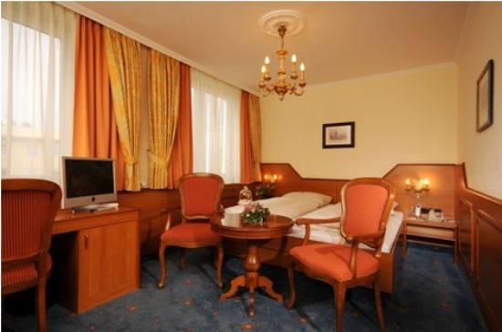 Hotel Torbraeu : double room standard