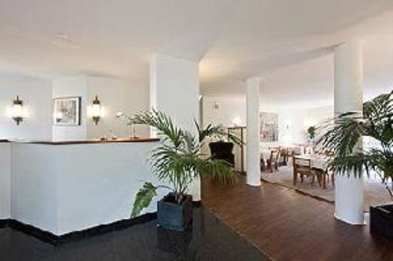 Gartenhotel Luisental: Sitting Area