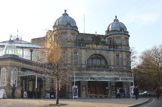 Restaurants In Buxton Near The Opera House