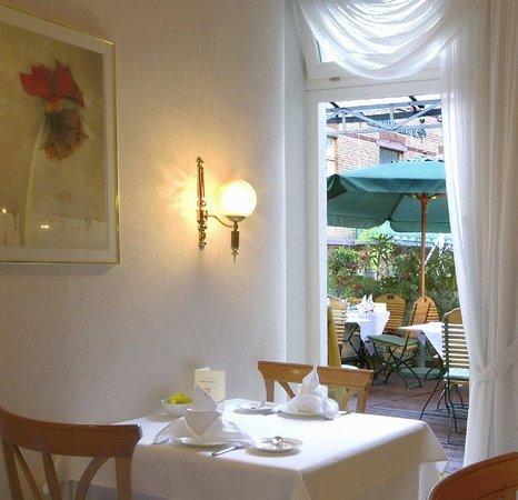 Hotel Drei Lilien: Frühstücksraum