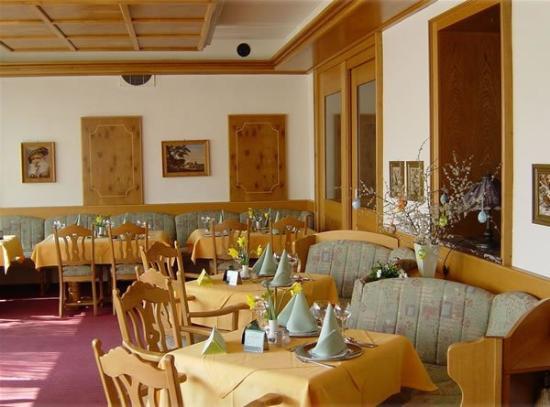Hotel Simonshof: Restaurant