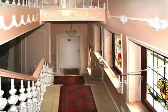Hotel Villa Toscana : Lobby View