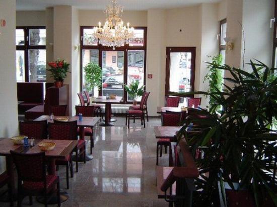 Orion Hotel: Breakfastroom