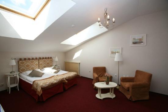 Pushka Inn Hotel: Bedroom