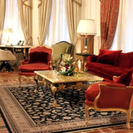 Hotel Savoy Moscow: Savoy Grand Suite