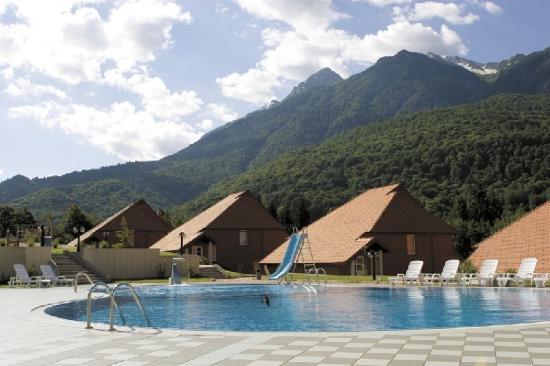 Peak Hotel: Pool