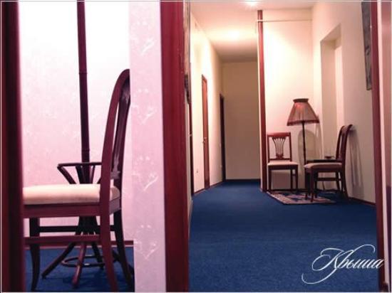 Hotel Krisha: Lobby View