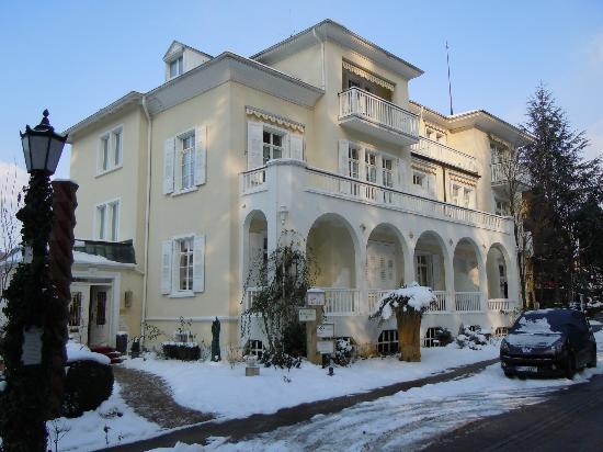 Villa Hedwig Appartementhaus: Blick auf die Villa Hedwig