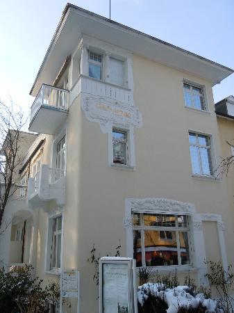Villa Hedwig Appartementhaus: Sehr schön renoviert!