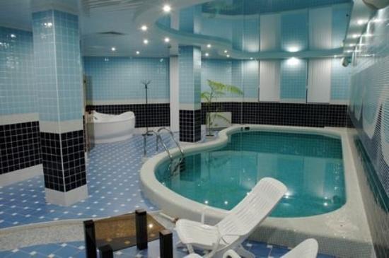 Ring Premier Hotel: Pool view