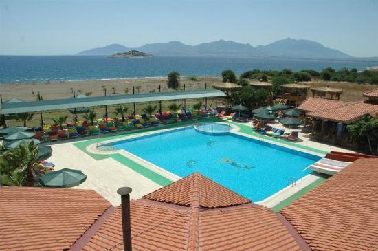 Adaburnu Golmar Hotel : pool
