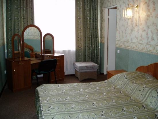 Valentino Hotel: Guest Room