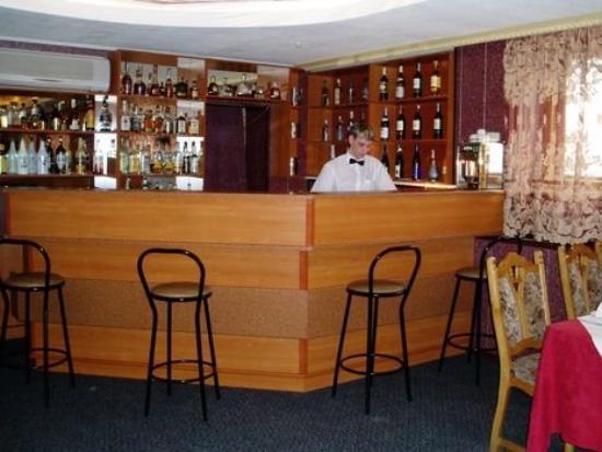 Valentino Hotel: Bar/Lounge