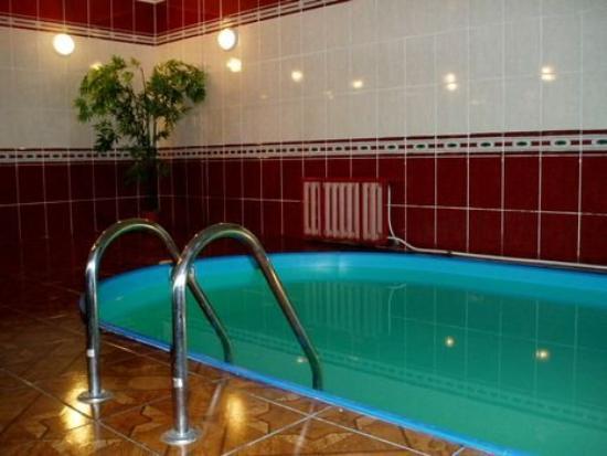 Valentino Hotel: Sauna