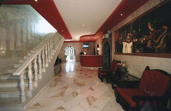 Ryan Johnson Hotel: Lobby View