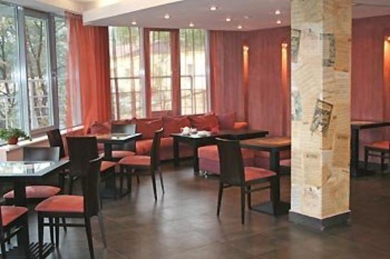 Lyra Hotel : Cafe
