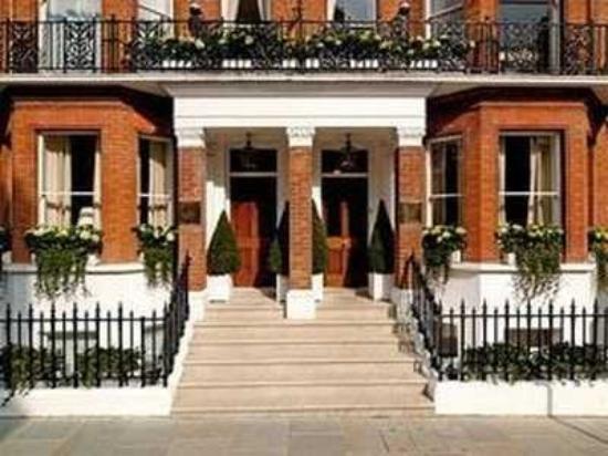 Egerton House Hotel: Exterior