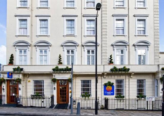 Photo of Comfort Inn Buckingham Palace Road London