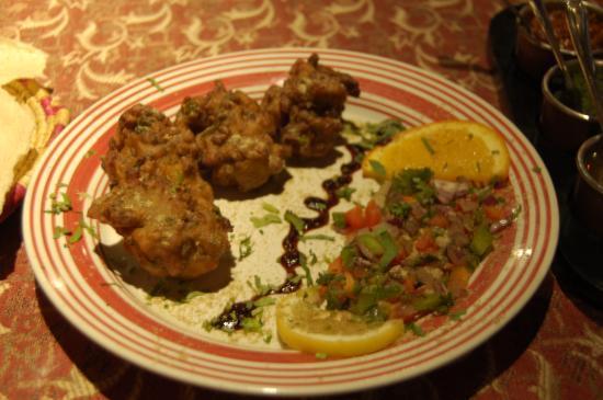 New Anarkali : Vegetable pakora