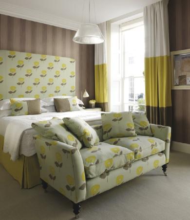 Haymarket Hotel: Deluxe Double Room