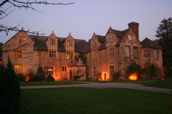 Mercure Telford Madeley Court Hotel: Exterior View