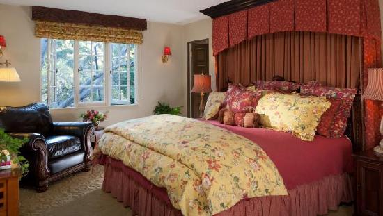 Old Monterey Inn: Luxurious Accomodations