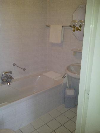Hotel Schimmelpenninck Huys: Bathroom