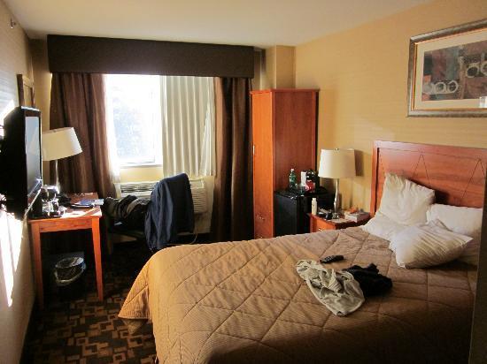 Comfort Inn Times Square West: Standar Queen room 605