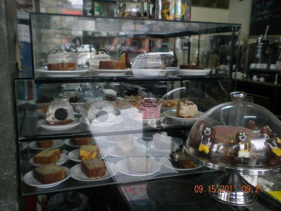 Cafe Z: desserts