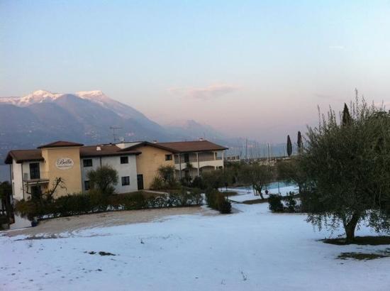 Bella Hotel & Leisure : con la neve