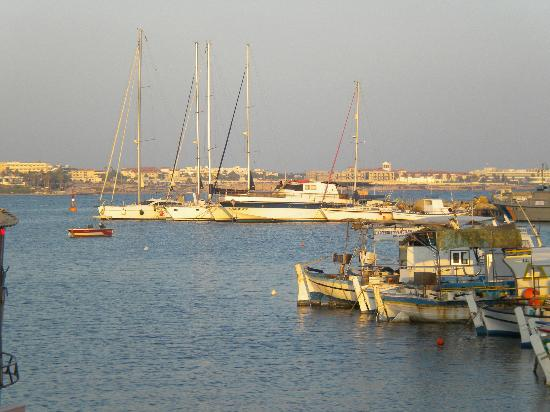 Khlorakas, Cypern: Harbour