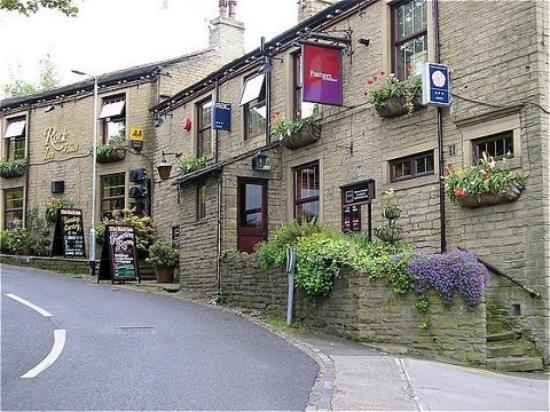 Cheap Hotels Halifax West Yorkshire