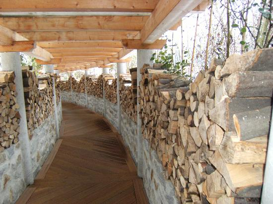 Hotel Bayerwaldhof: Der Weg zur Sauna