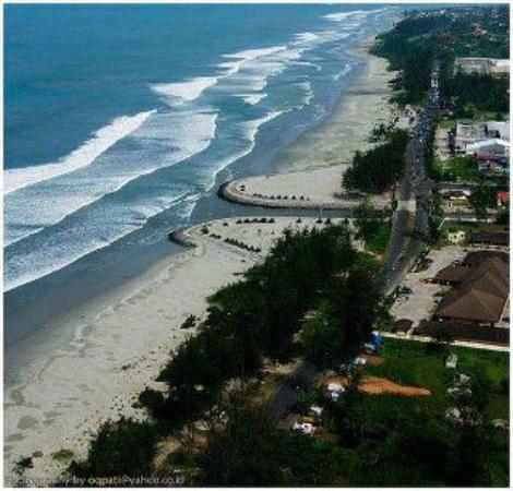 Long Beack/Pantai Panjang di Bengkulu