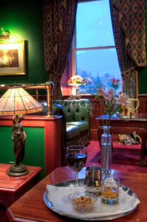 The Inveraray Inn: Lounge Bar