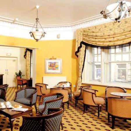 Royal Kings Arms: Hotel Interior