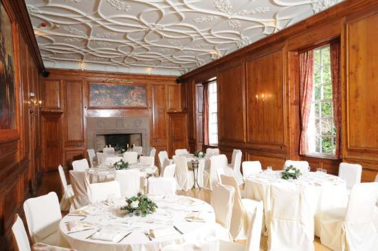 Tulloch Castle Hotel Room