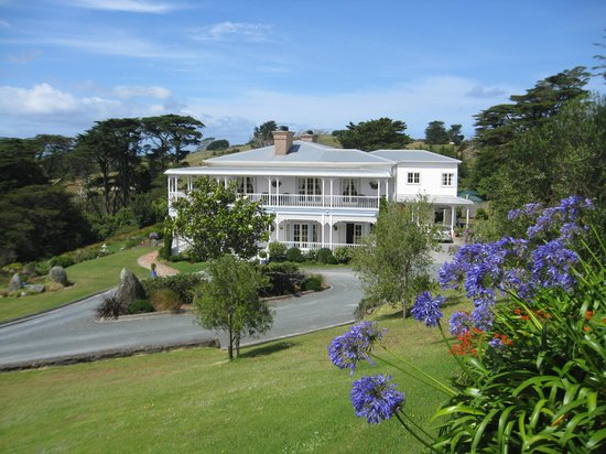 Tera del Mar Country Bed and Breakfast : The B&B
