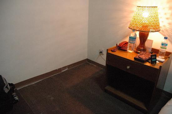 Kumudara Hotel Bagan : Unattractive corner