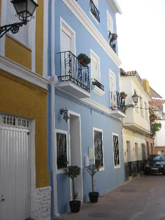 Malaga Lodge: Málaga Lodge - favourable location
